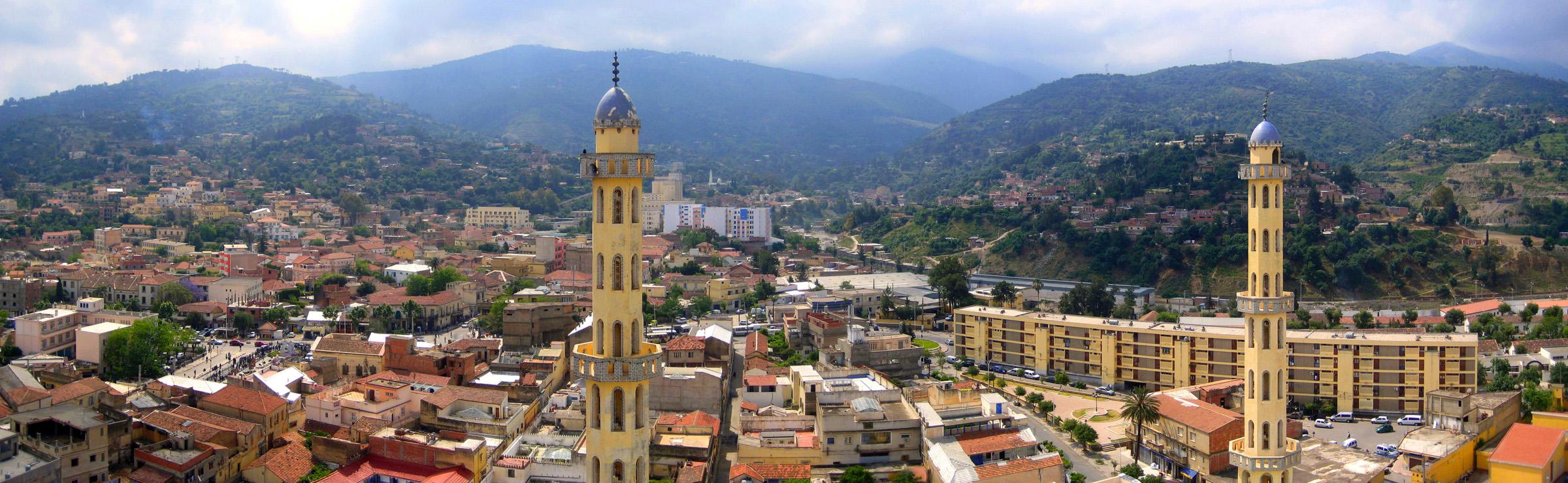 Bab E'rrahba in Blida, Algeria - by Bachir
