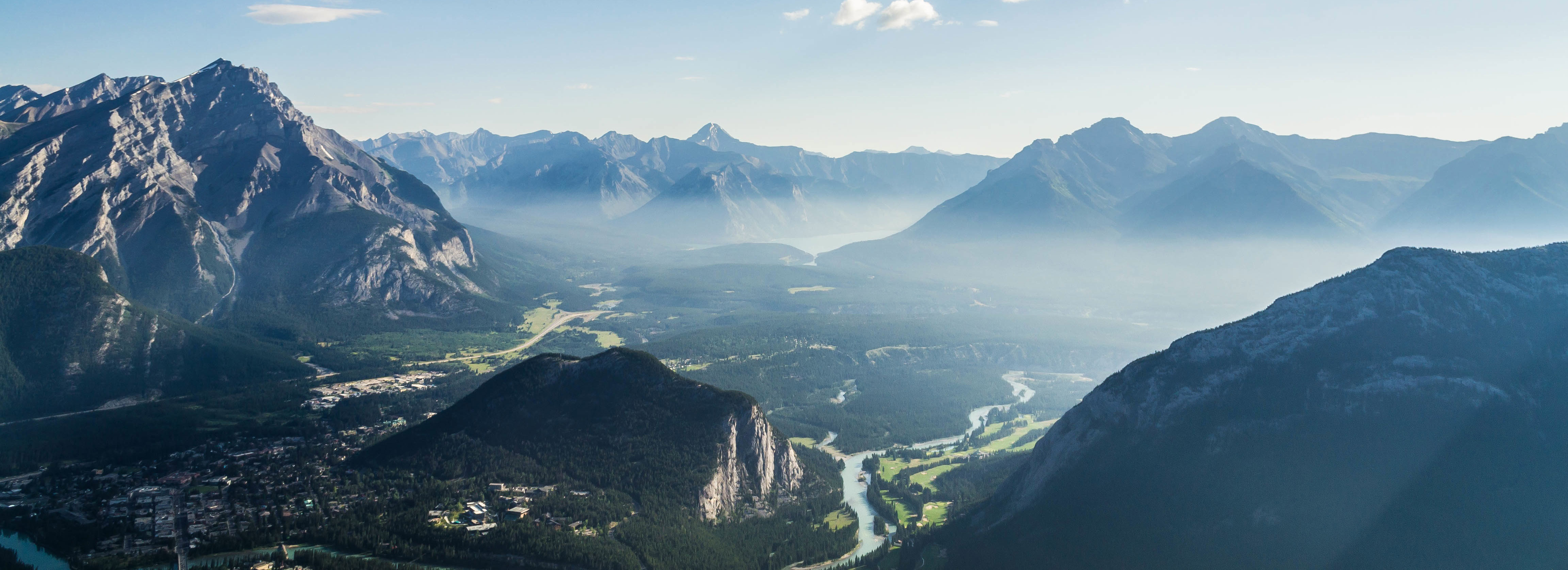 Banff, Canada - Brandon Lam