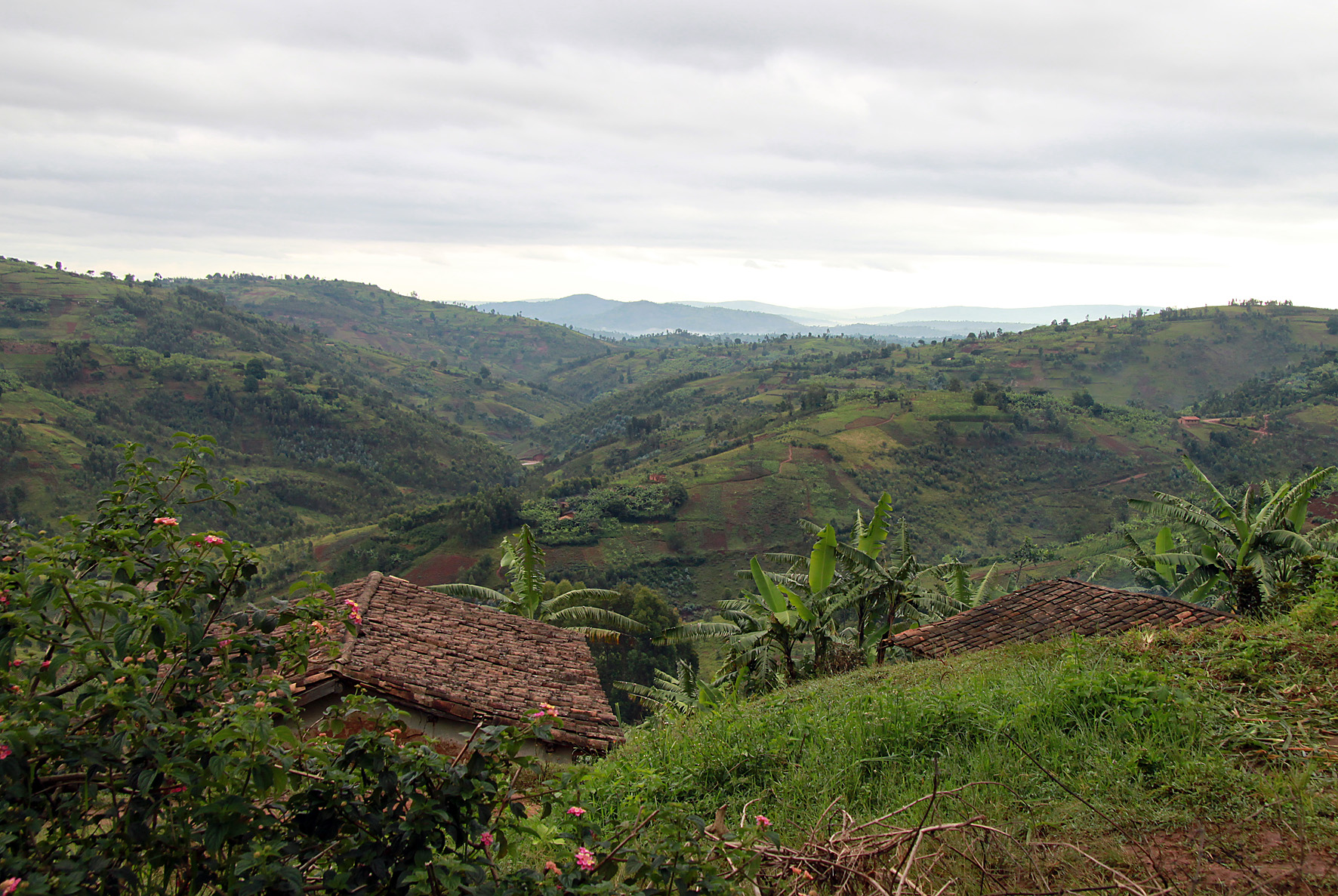 Banga, Burundi - by Christine Vaufrey
