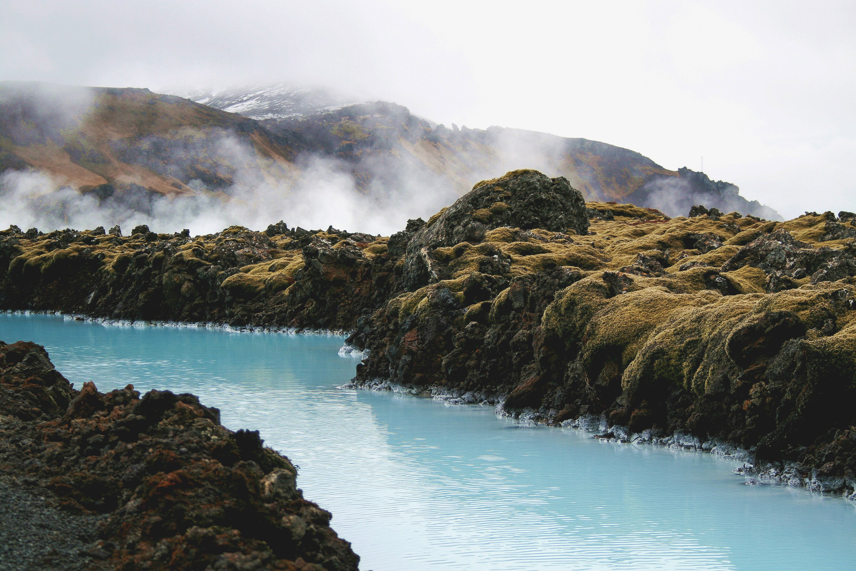 Blue Lagoon, Iceland - Daniel Schoibl