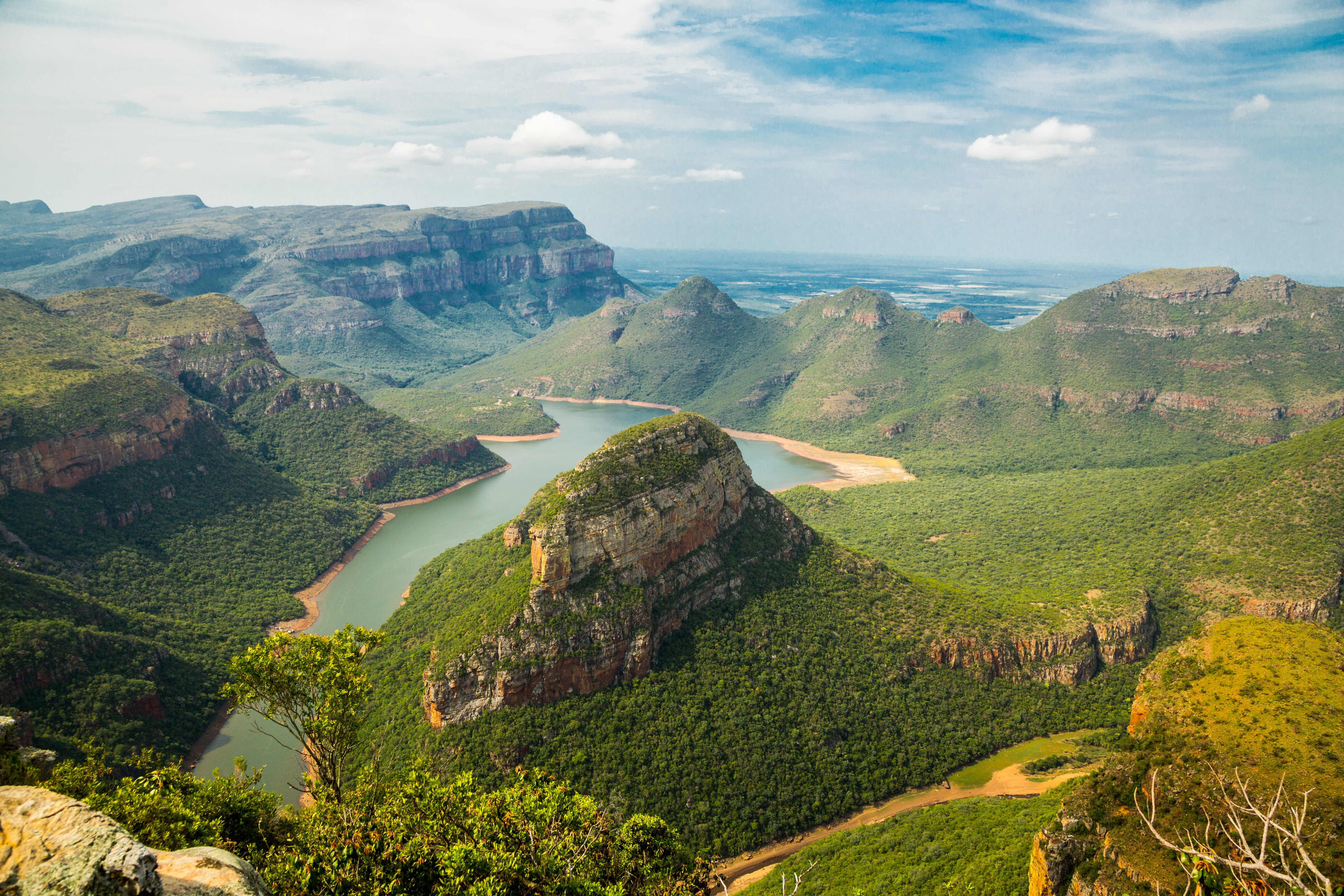 Blyde River Canyon, South Africa - Lina Loos