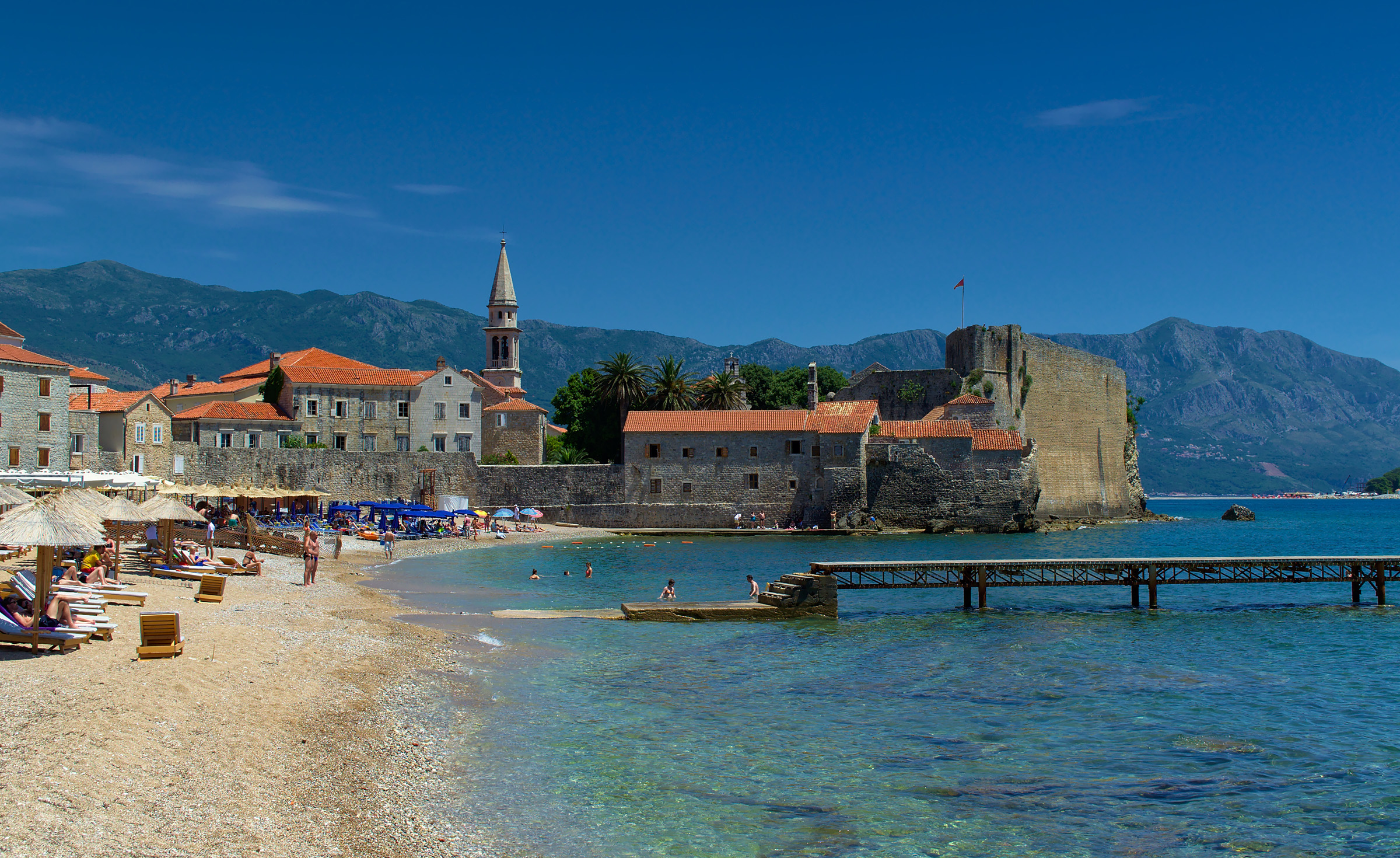 Budva, Montenegro - by Bokeh & Travel