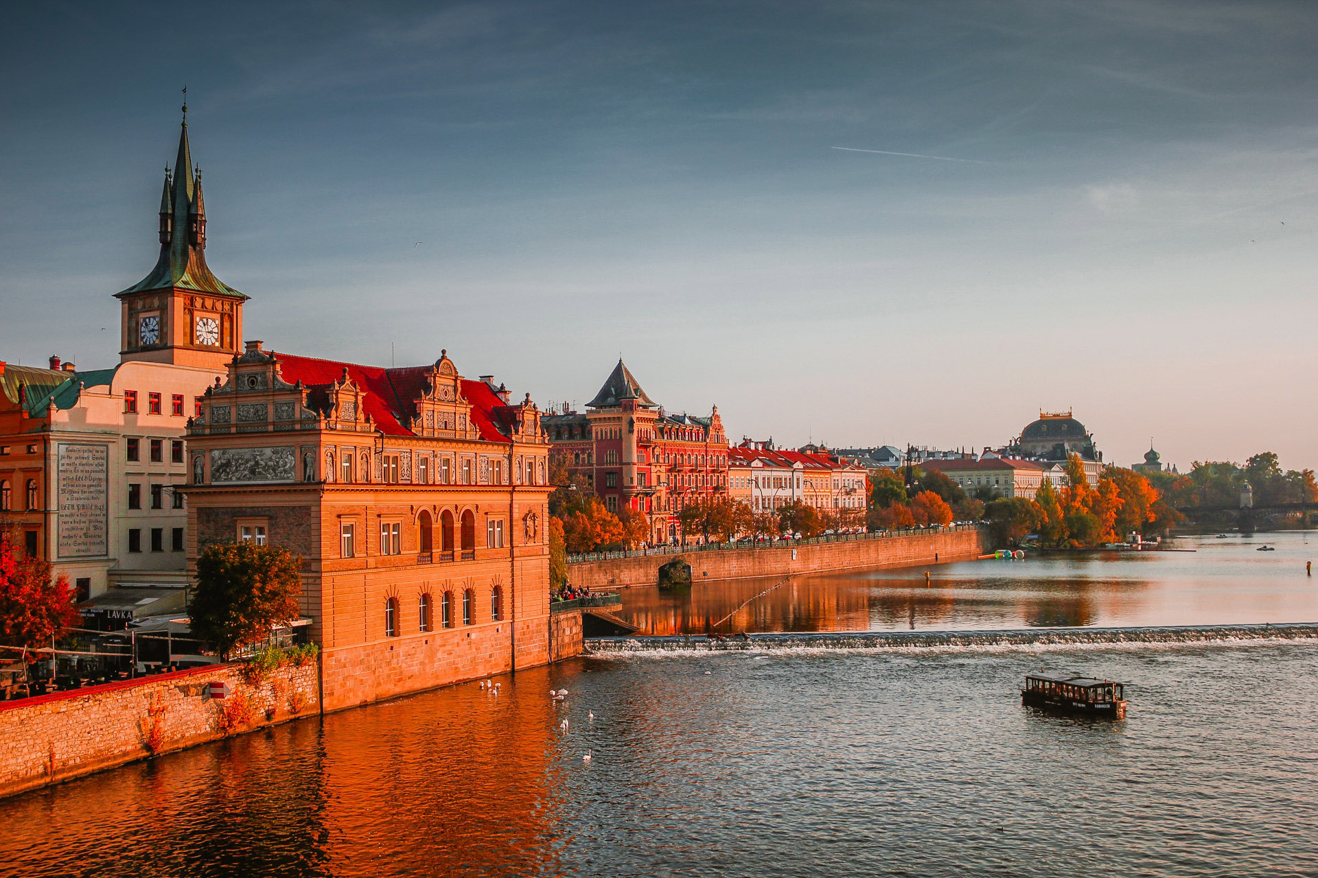Charles Bridge, Czech Republic - Robrigo Ardilha