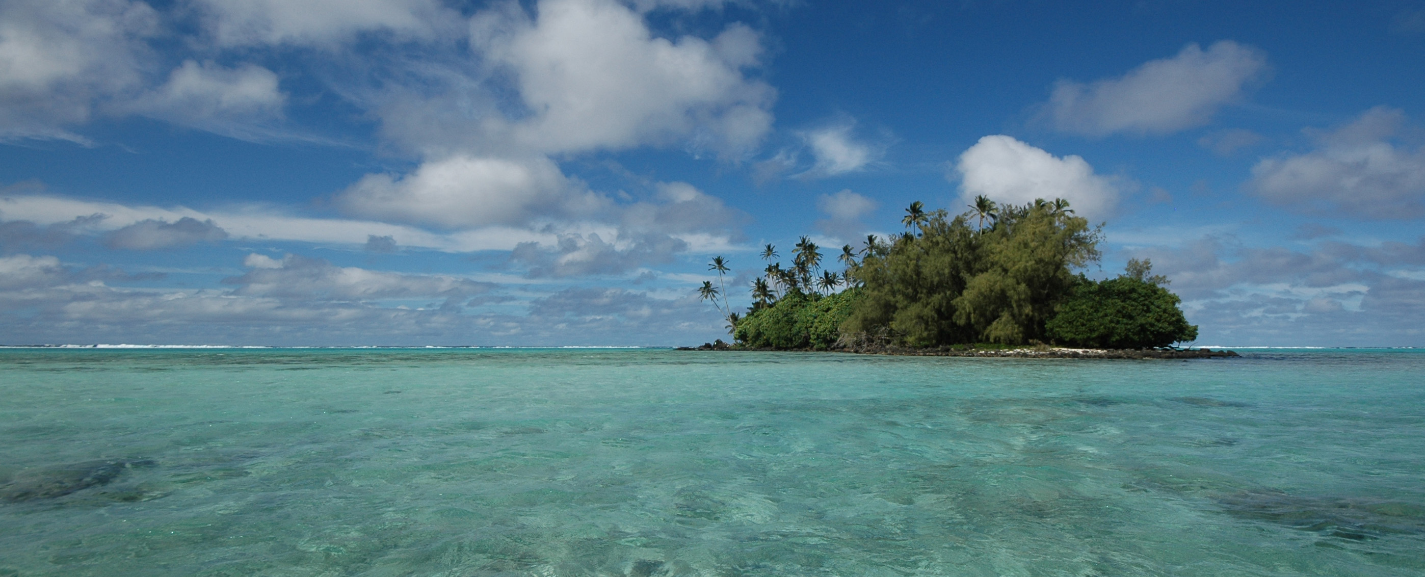 Cook Islands - by Peter Yenney