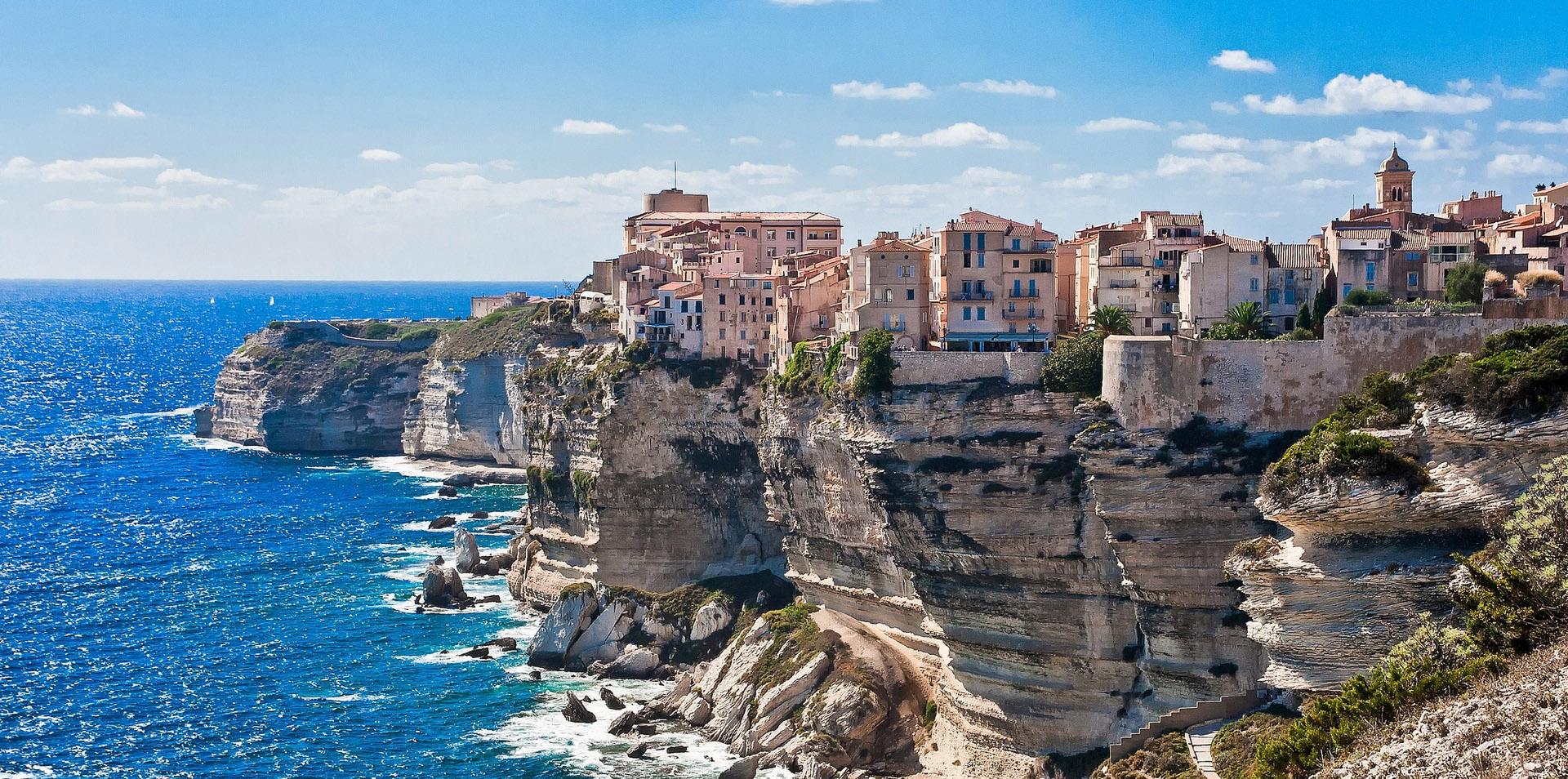 Corsica, France - Mario Beqollari