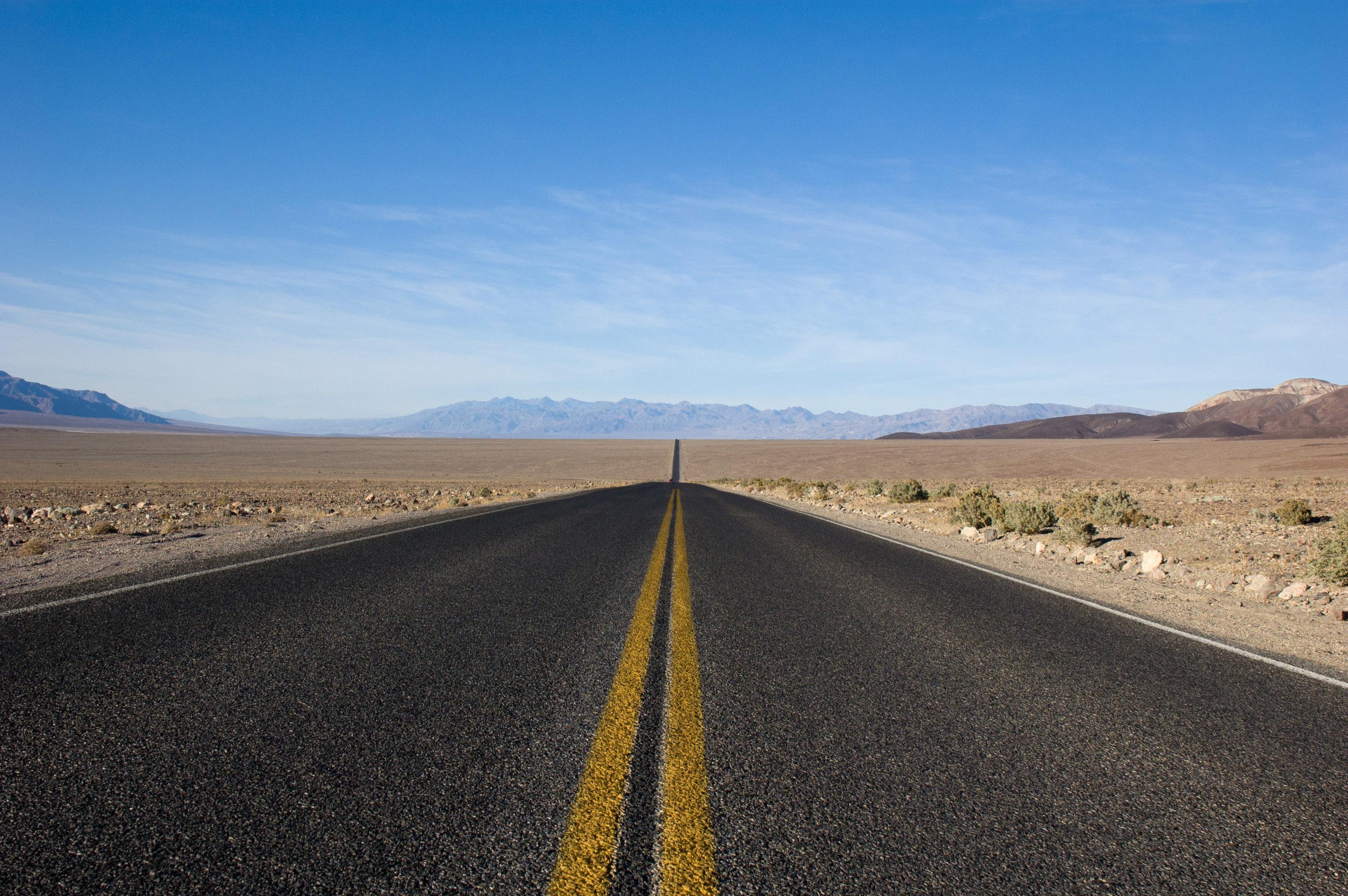 Death Valley National Park, United States - Salvatore Ventura