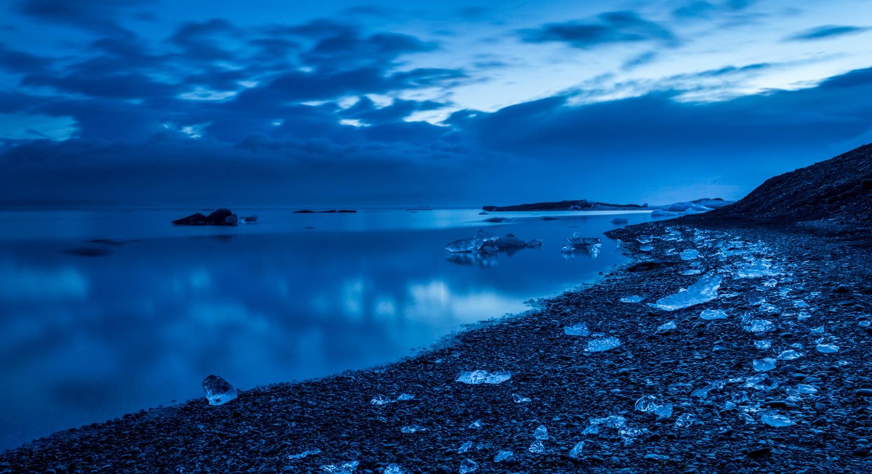 Jökulsárlón, Iceland - Pierre Bouillot