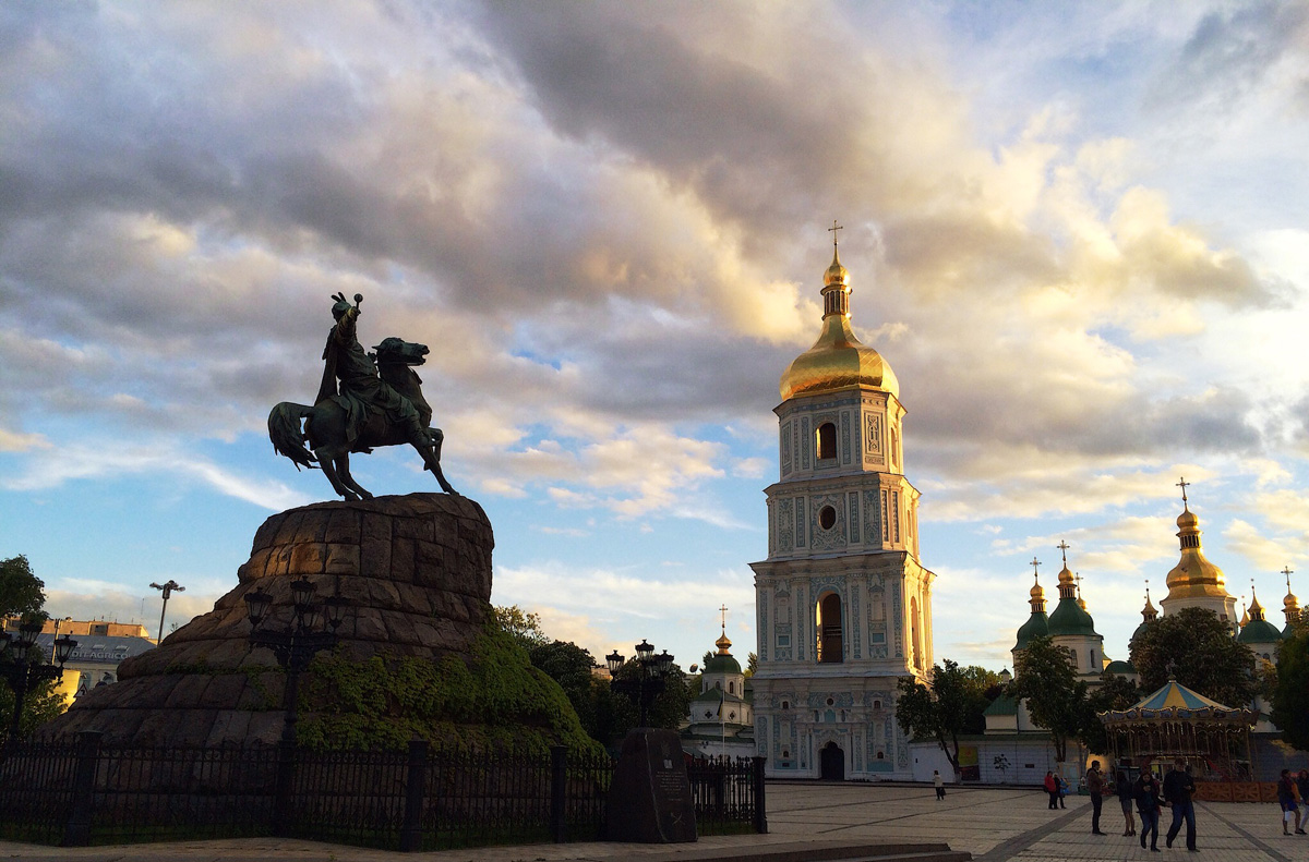 Kiev, Ukraine - by Elena Penkova