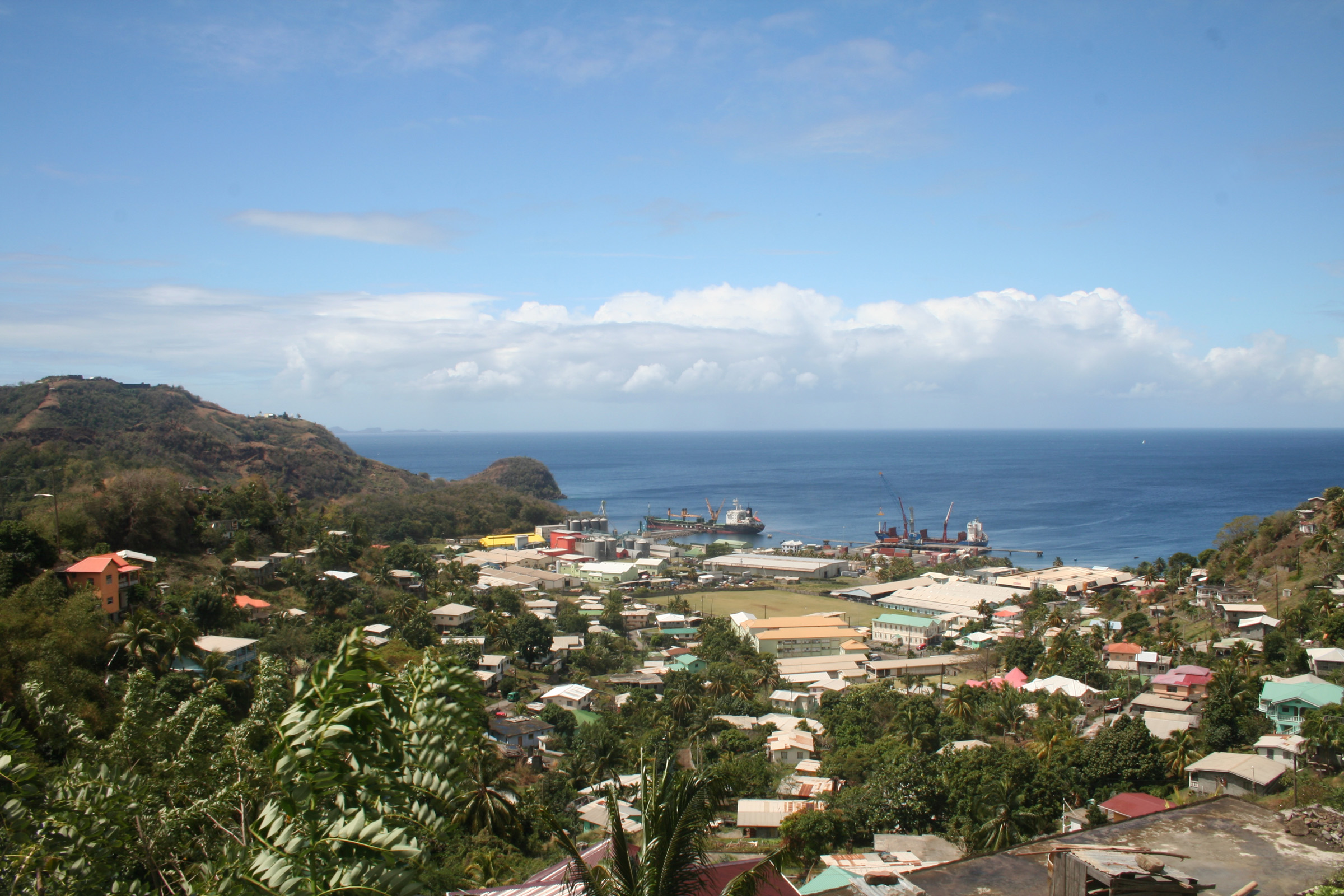Kingstown, Saint Vincent and the Grenadines - by Carlos Sanz Ramírez