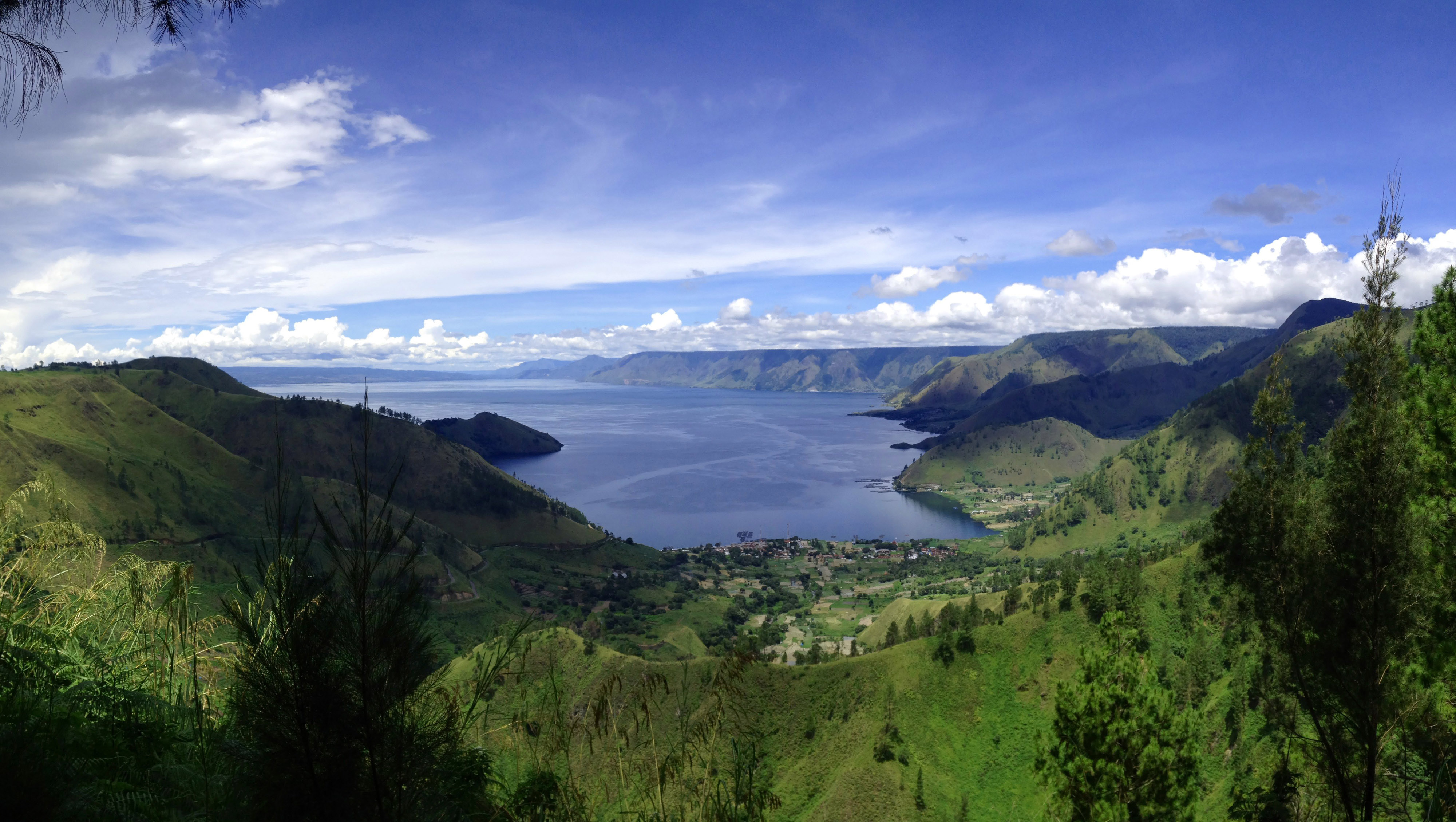 Lake Toba, Indonesia - Dio Nando Hasibuan