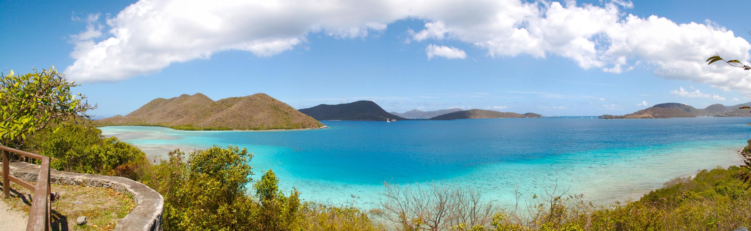 Leinster Bay, US Virgin Islands - by Alan Wolf
