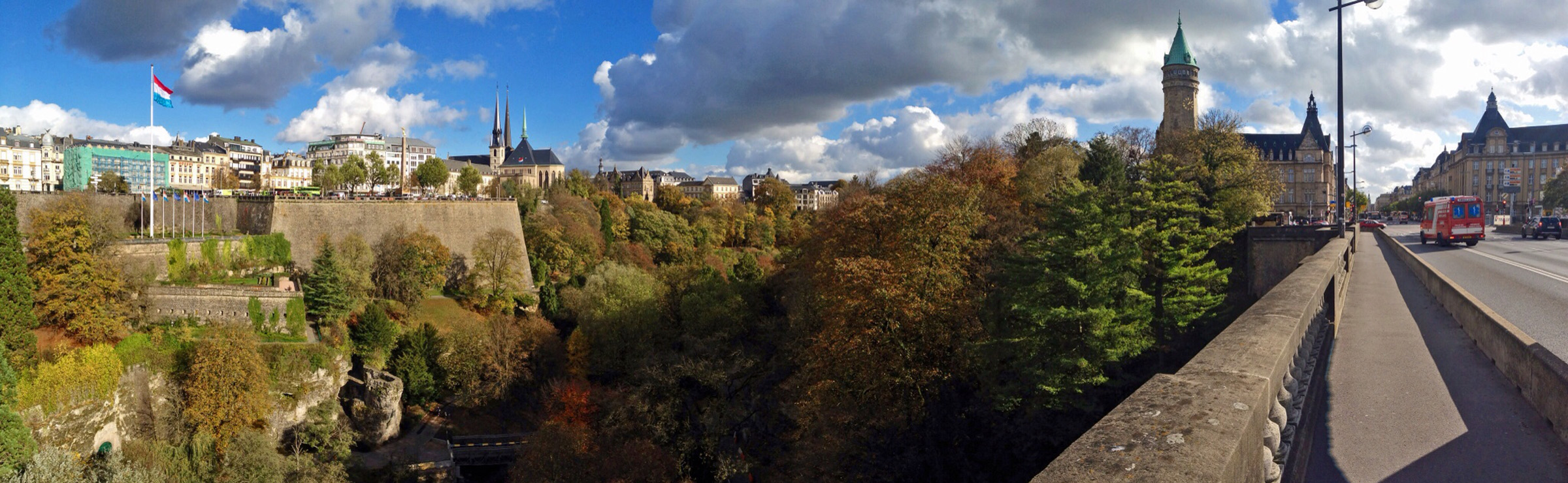 Luxembourg City, Luxembourg - by dr. zaro