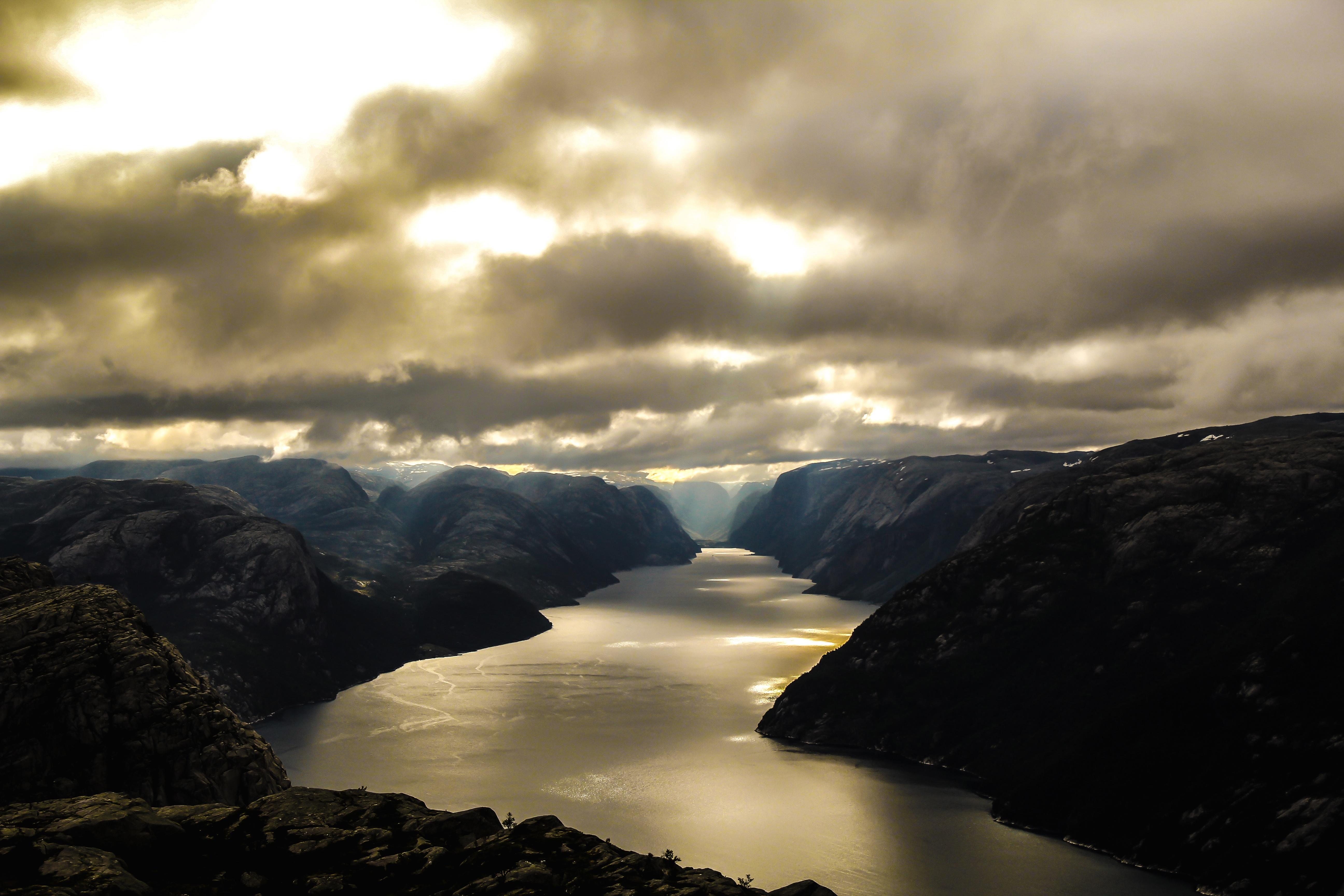 Lysefjord, Norway - Noel_Bauza