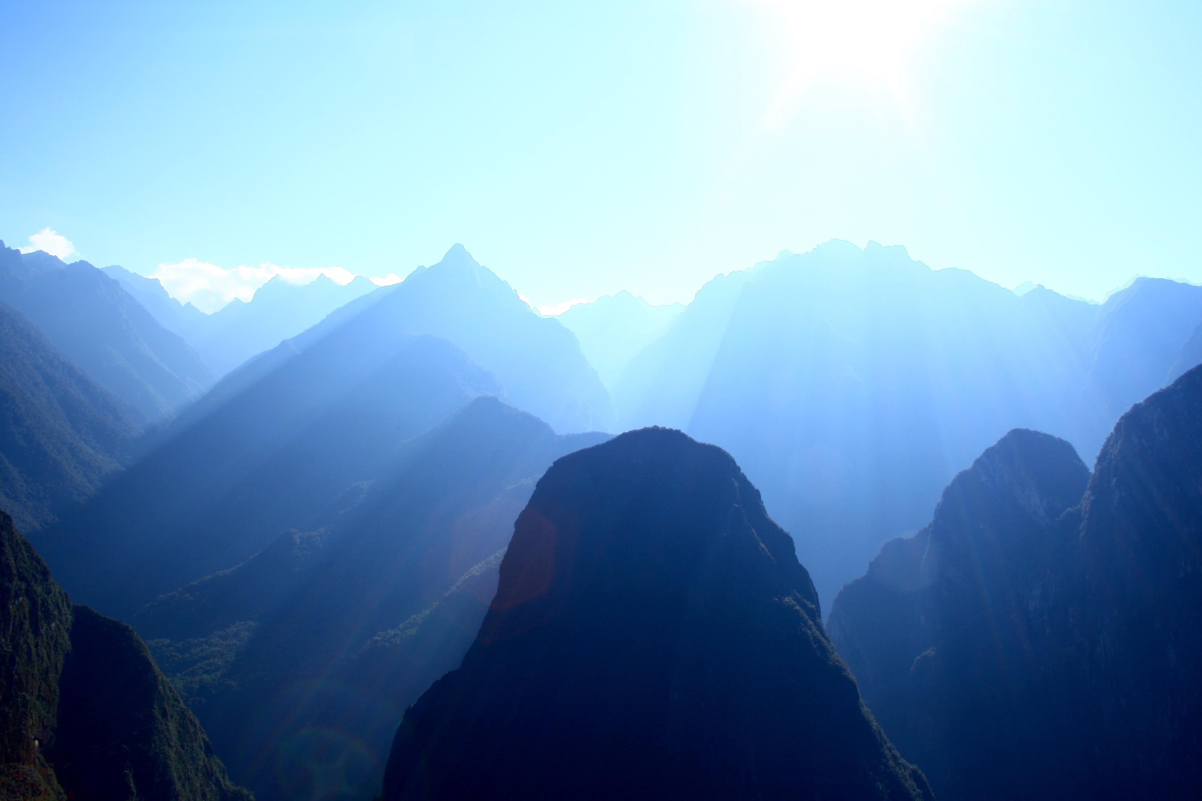 Machu Picchu, Peru - Nad Hemnani