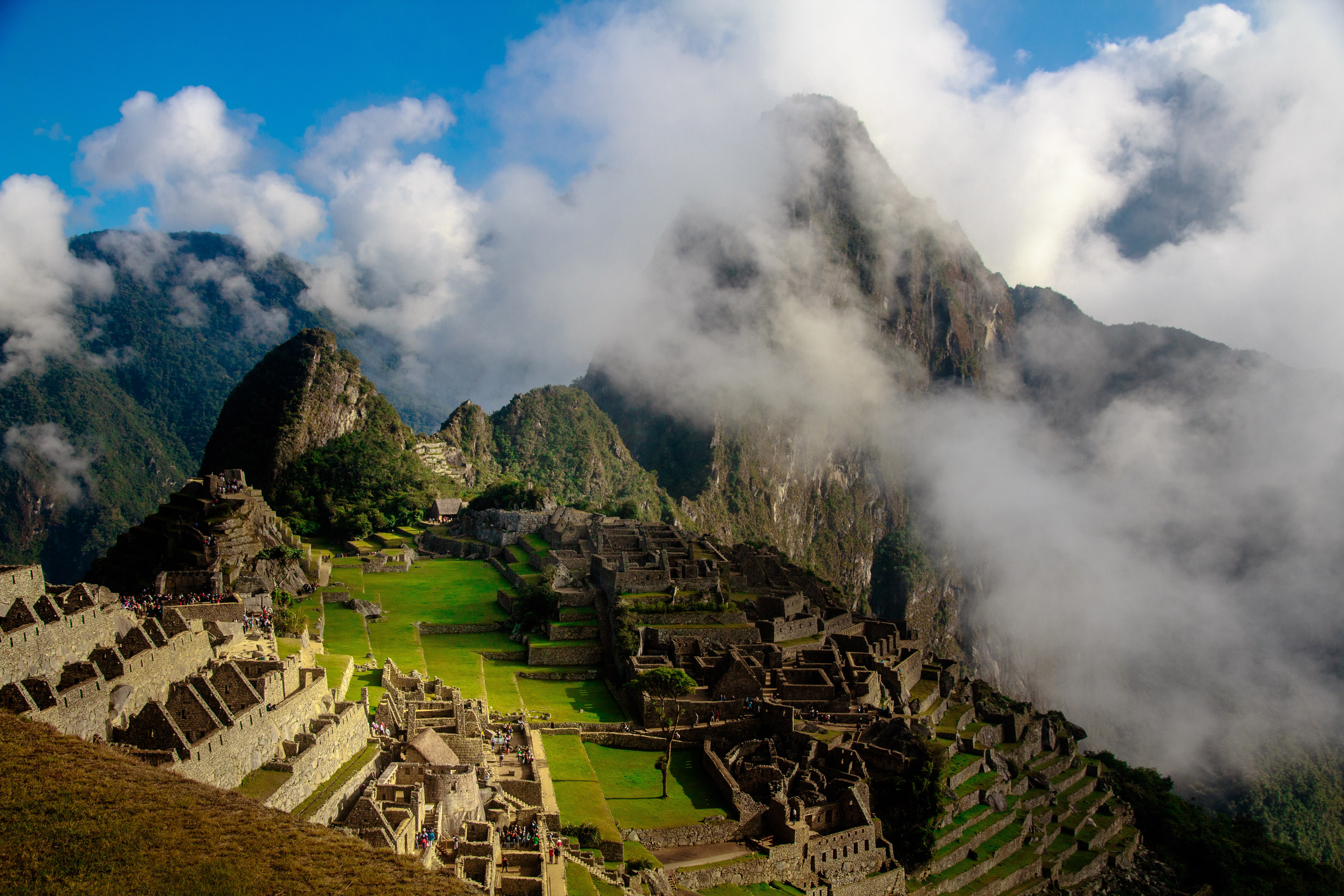 Machu Picchu, Peru - Scott Umstattd