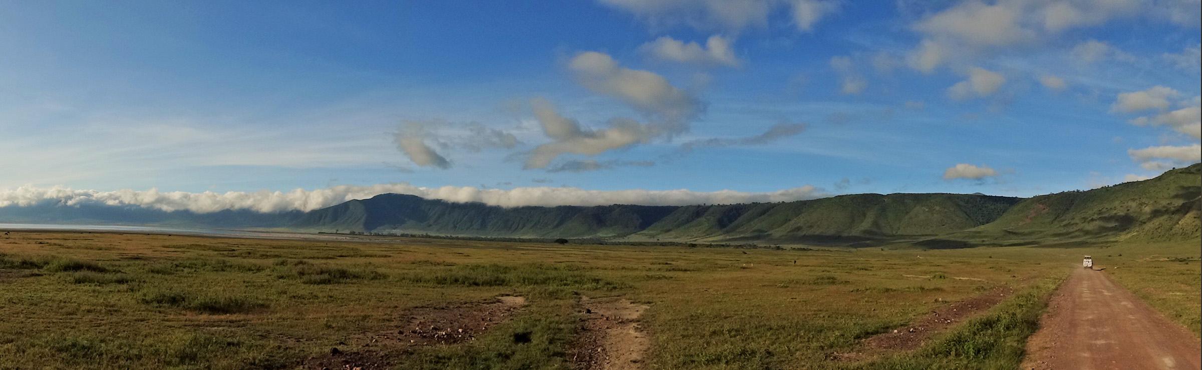 Ngorongoro Crater, Tanzania - by Cuzco84