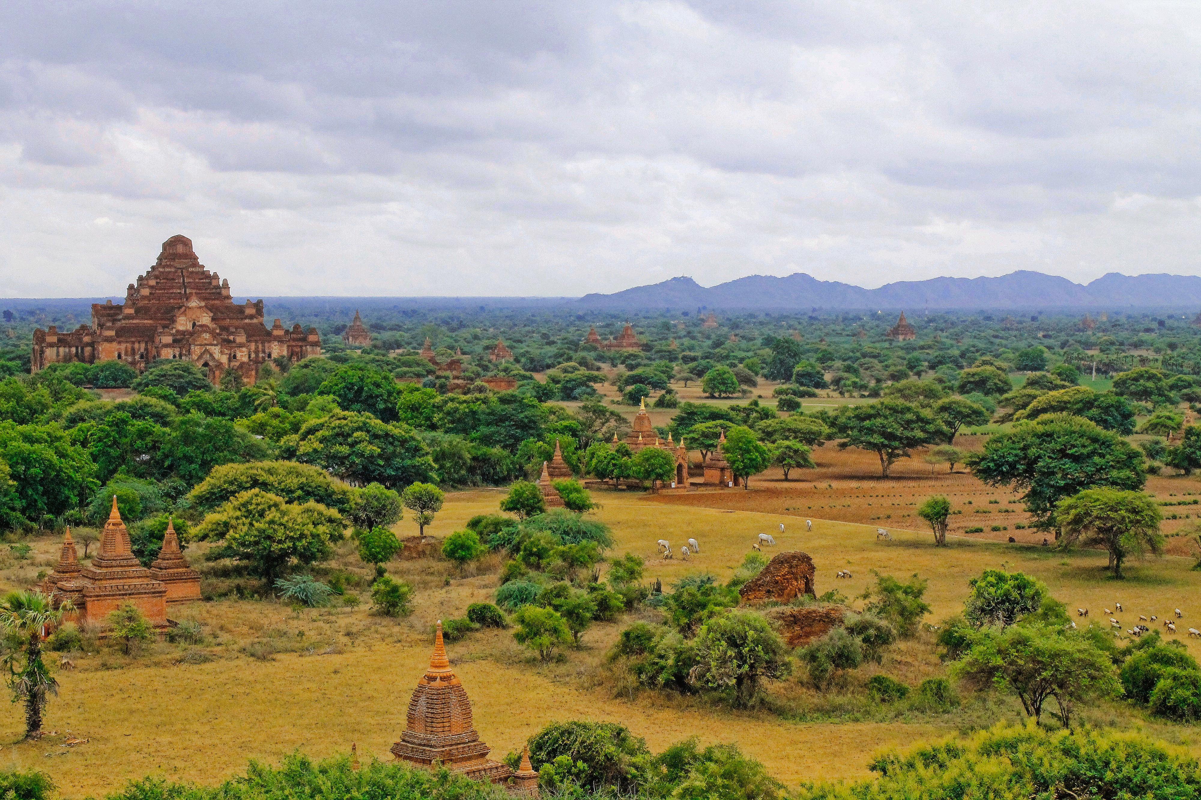 Old Bagan, Myanmar - Roxanne Desgagnés
