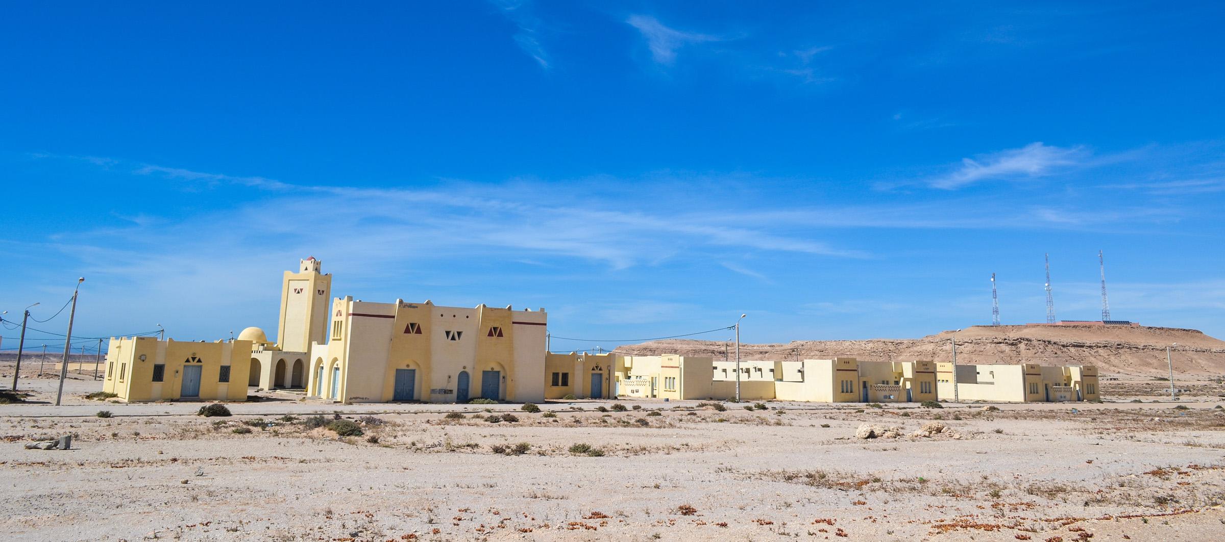 Oued Kraa, Western Sahara - by jbdodane