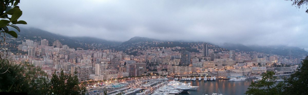 Port Hercule, Monaco - by Samyra Serin