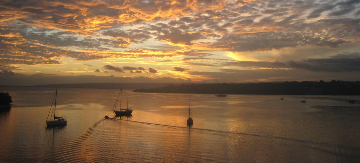 Port Vila, Vanuatu - by Rachael Dunlop
