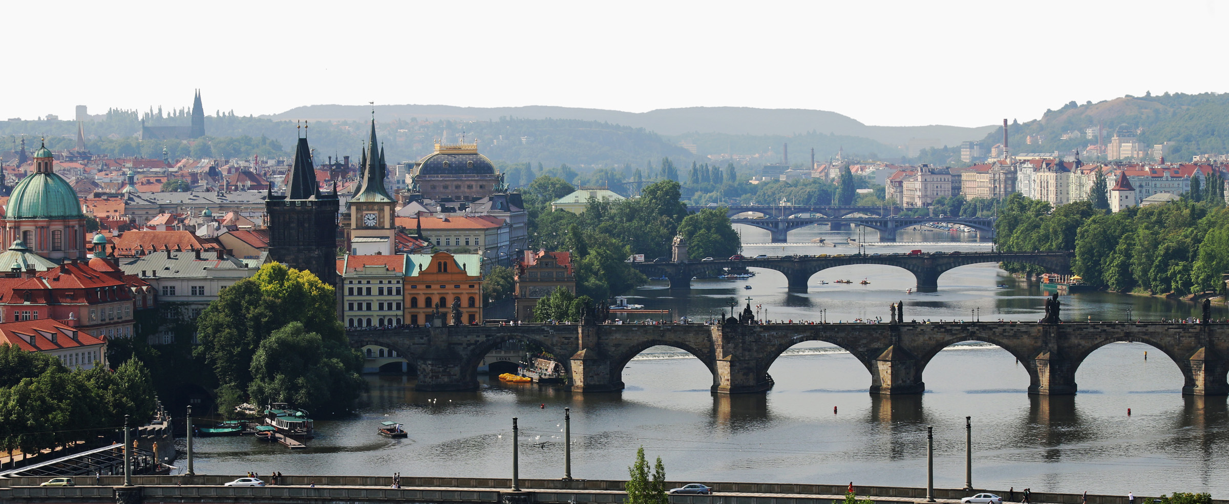 Prague, Czech Republic - by Daniela Hartmann