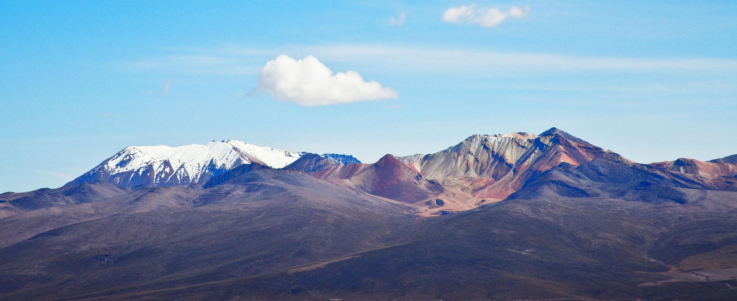 Quebrada de Allane, Chile - by Juan Cristóbal Hurtado