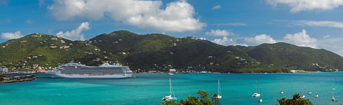 Riviera and Costa Magica, British Virgin Islands - by bvi4092