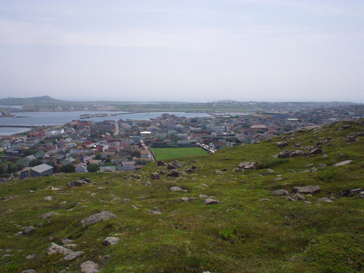 Saint-Pierre, Saint-Pierre and Miquelon - by mike
