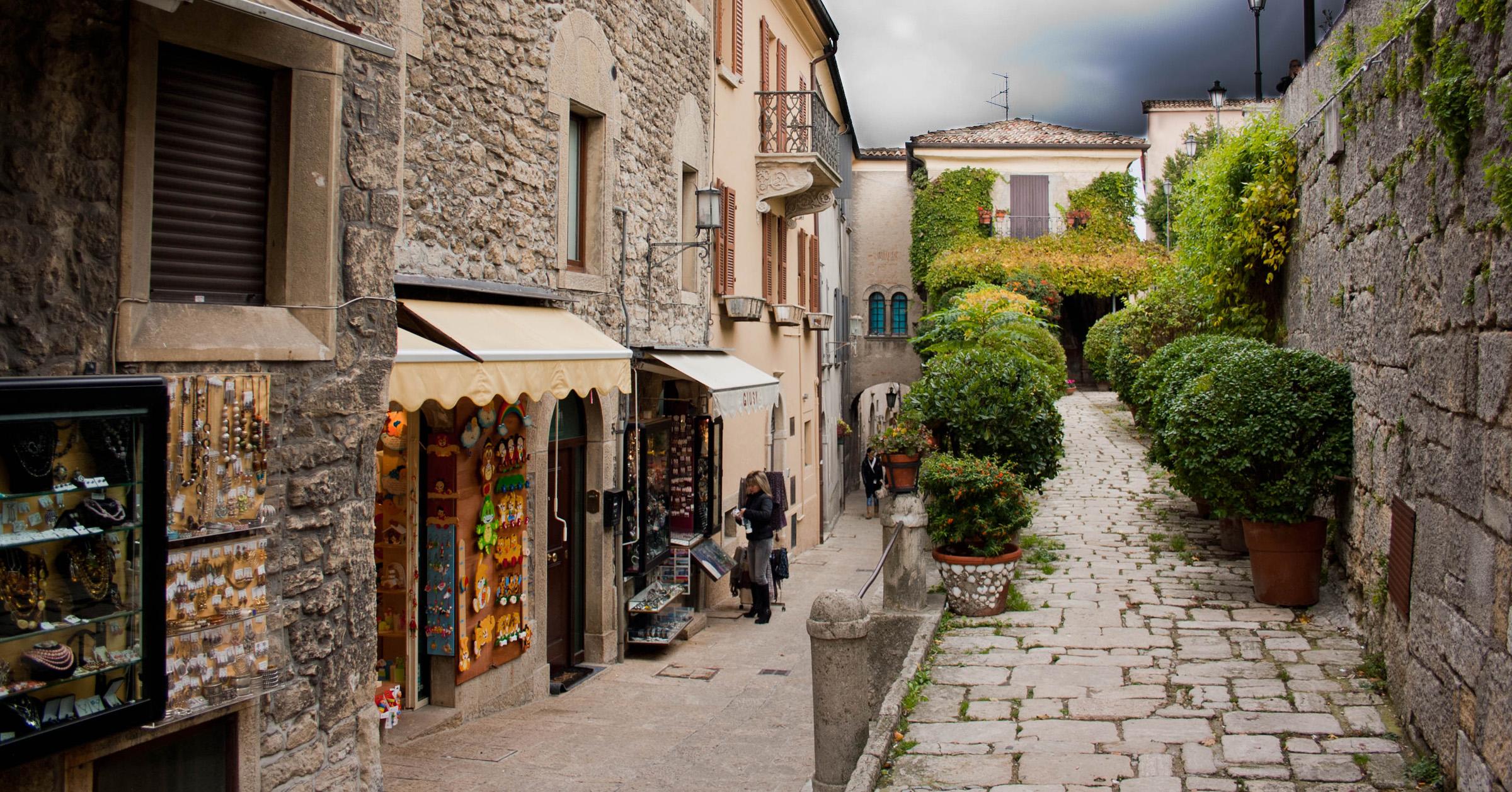 San Marino City, San Marino - by Filip Knežić