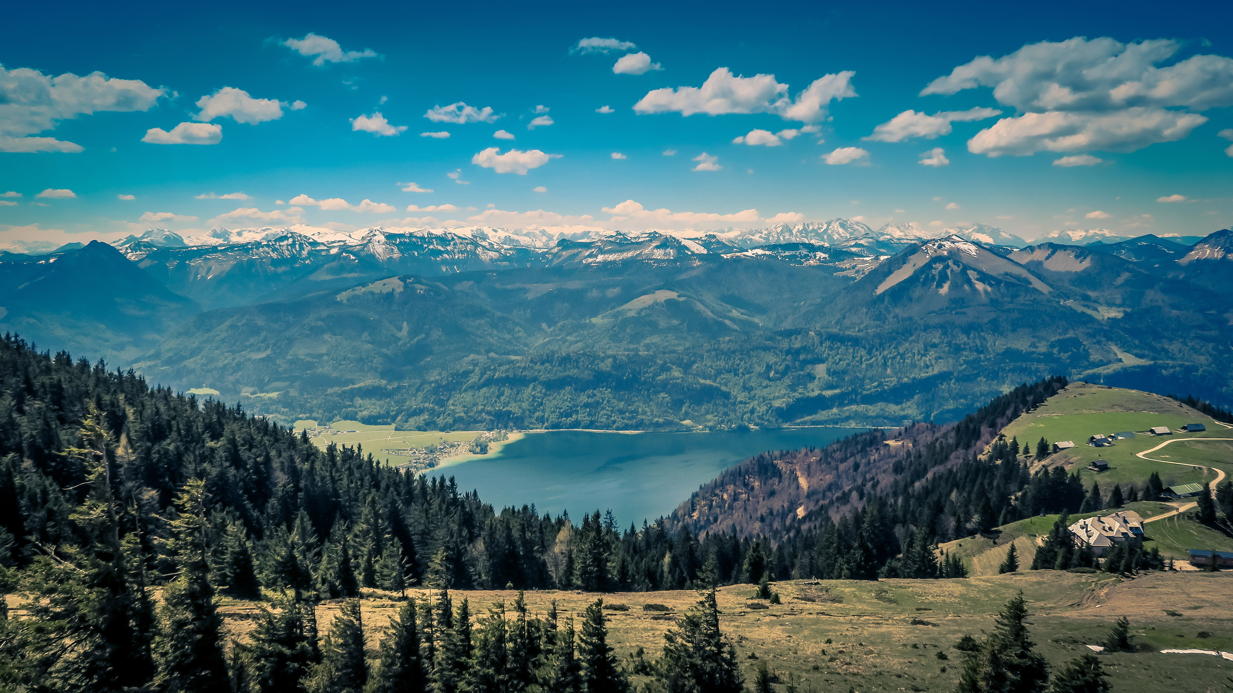 Sankt Gilgen, Austria - Paul Gilmore