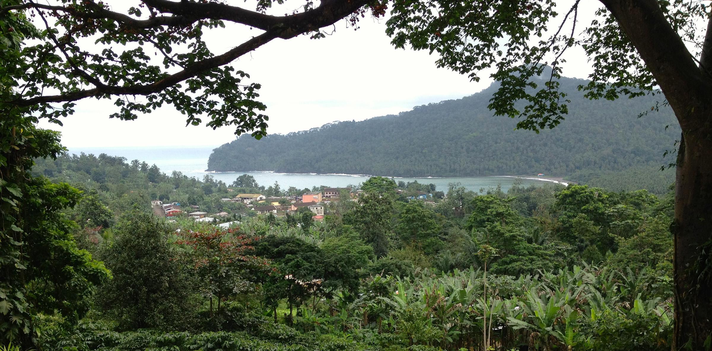 Sao Joao dos Angolares, São Tomé and Príncipe - by mp3ief