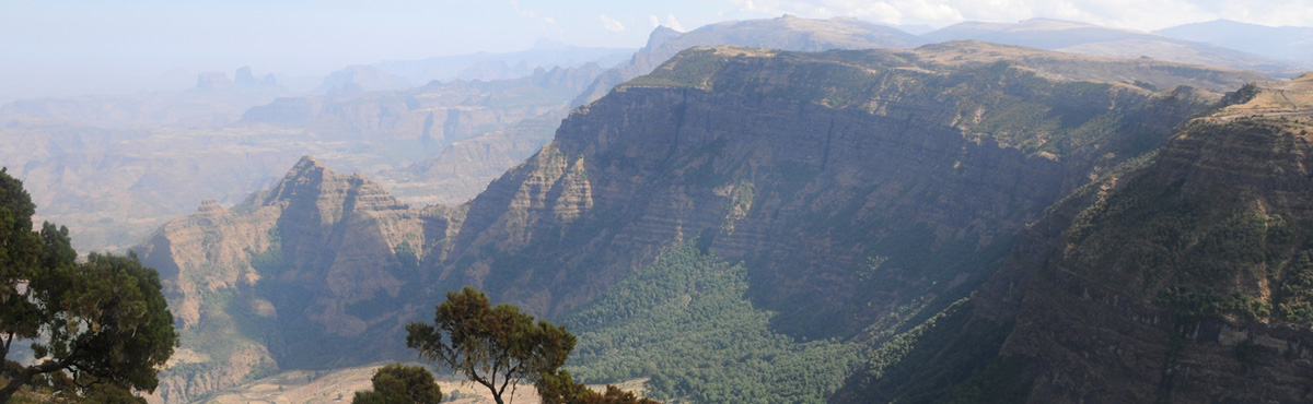 Simien Mountains National Park, Ethiopia - by Stefan Geens