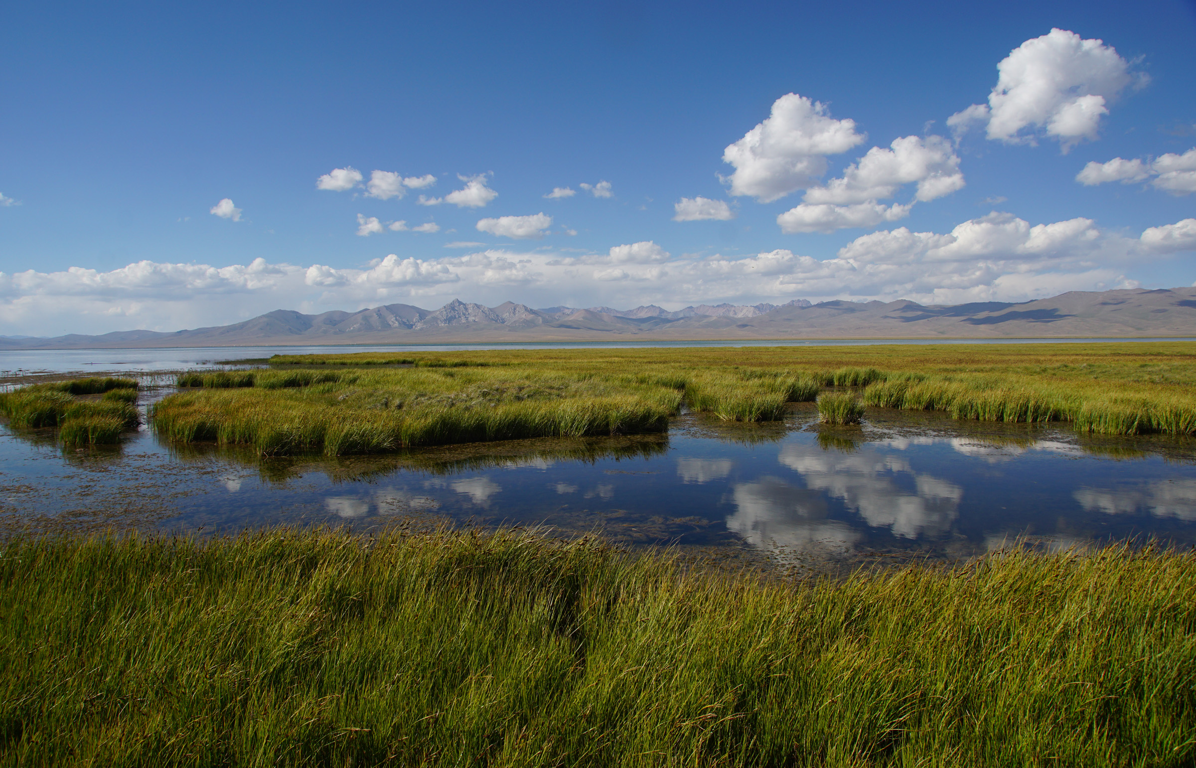 Song-Kul, Kyrgyzstan - by Charles Roffey