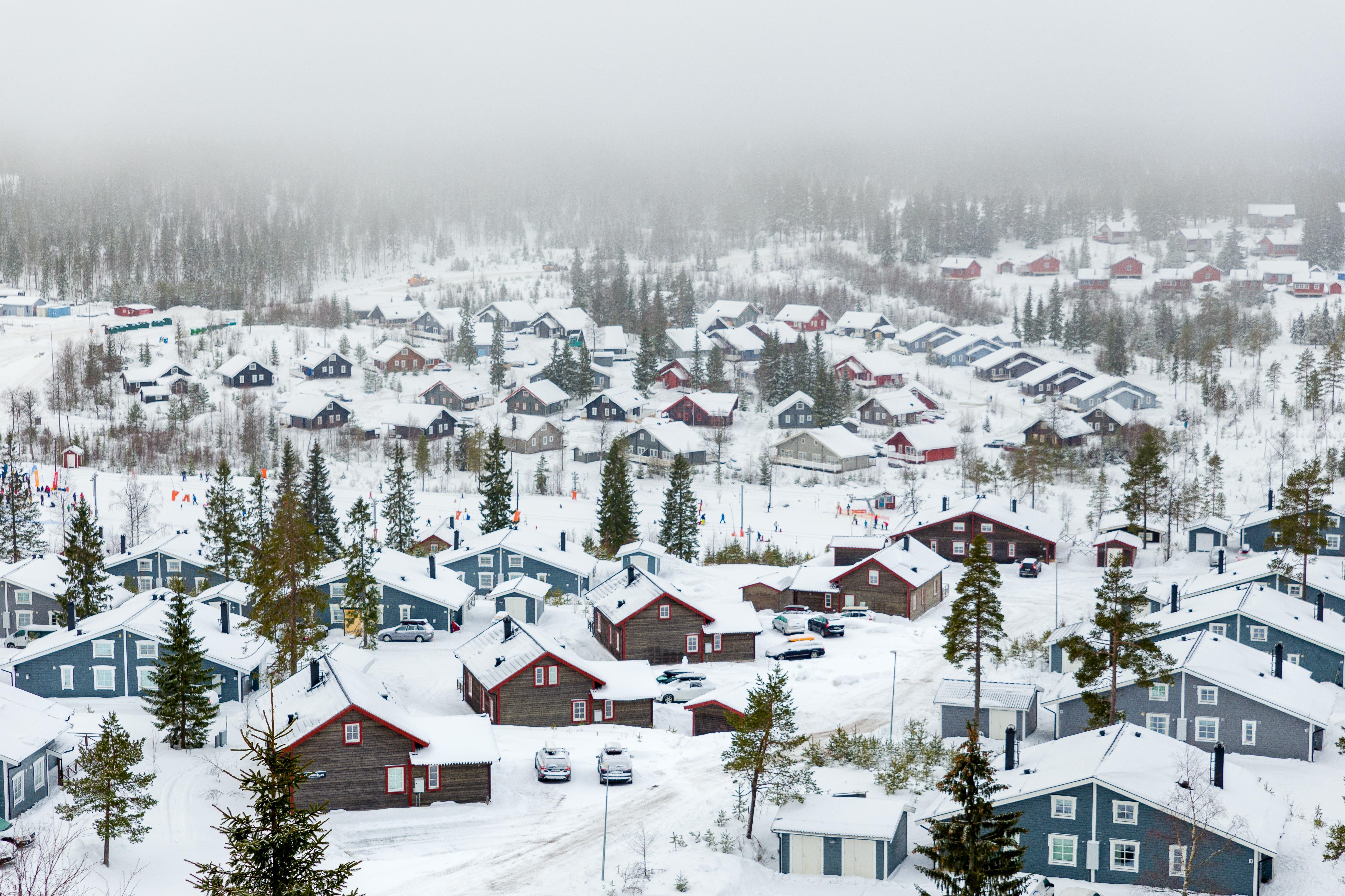 Sysslebäck, Sweden - Dimi Pigoff