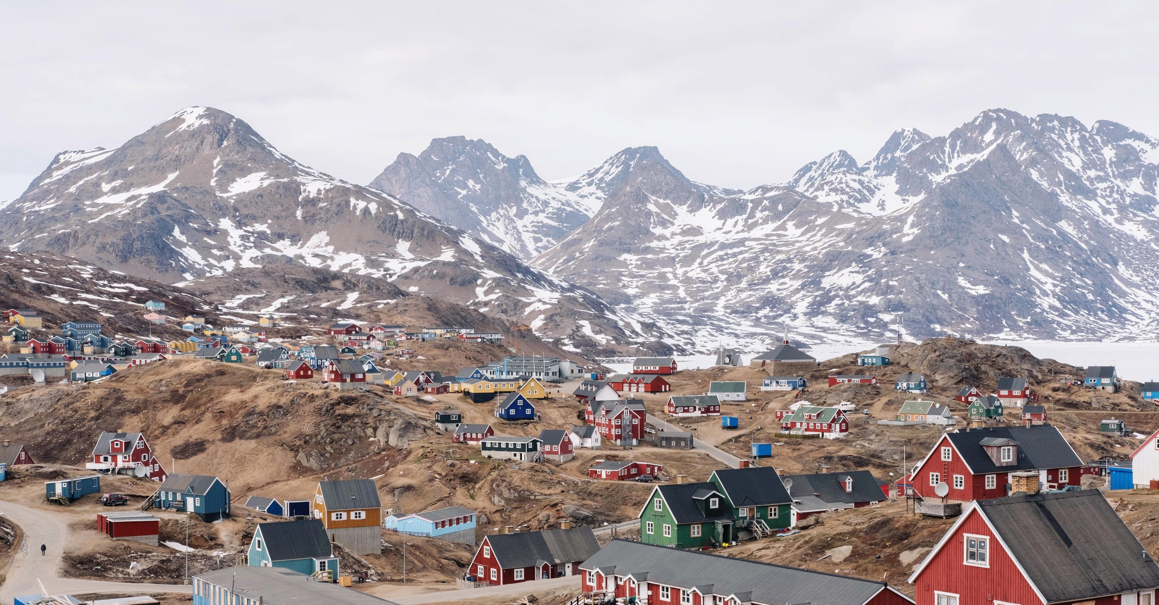 Tasiilaq, Greenland - Filip Gielda