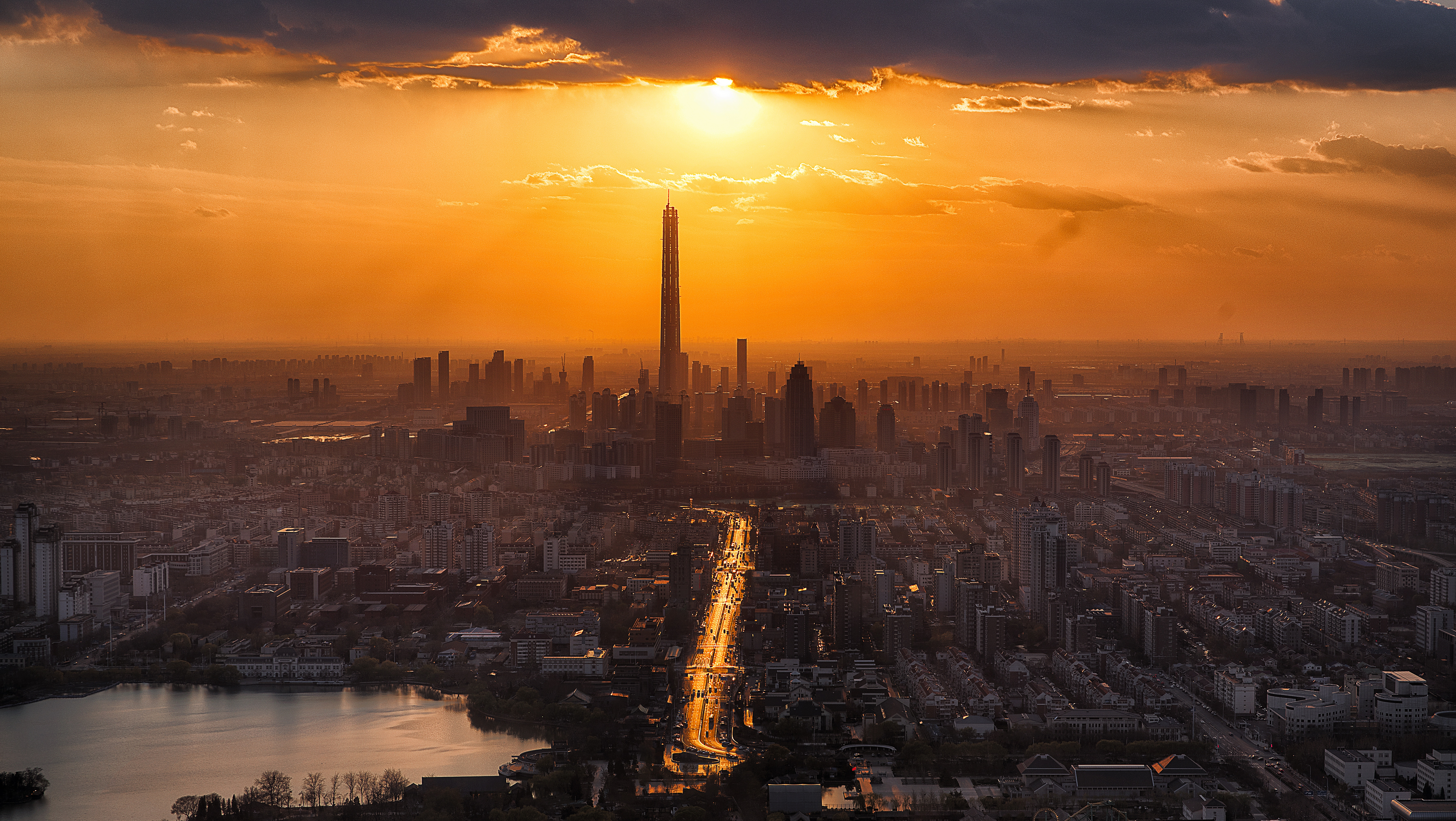 Tianjin, China - asmuSe