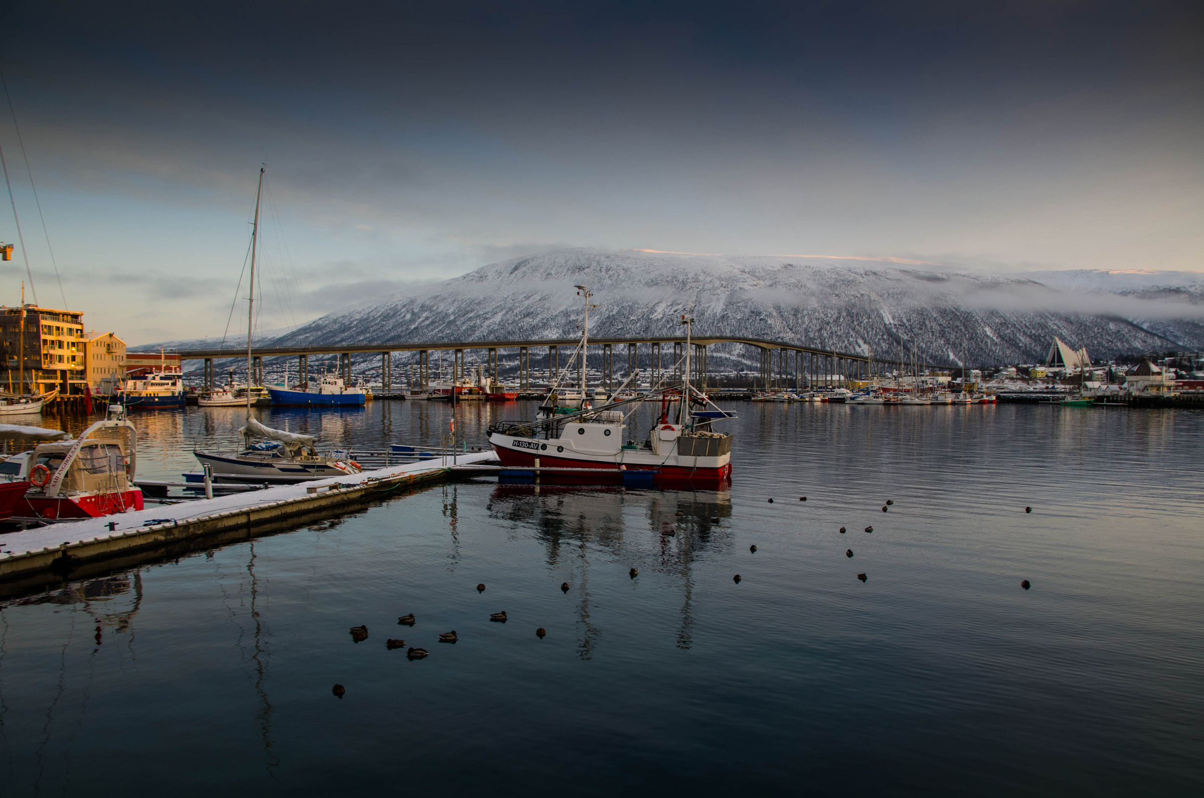 Tromso, Norway - by Michael Butler