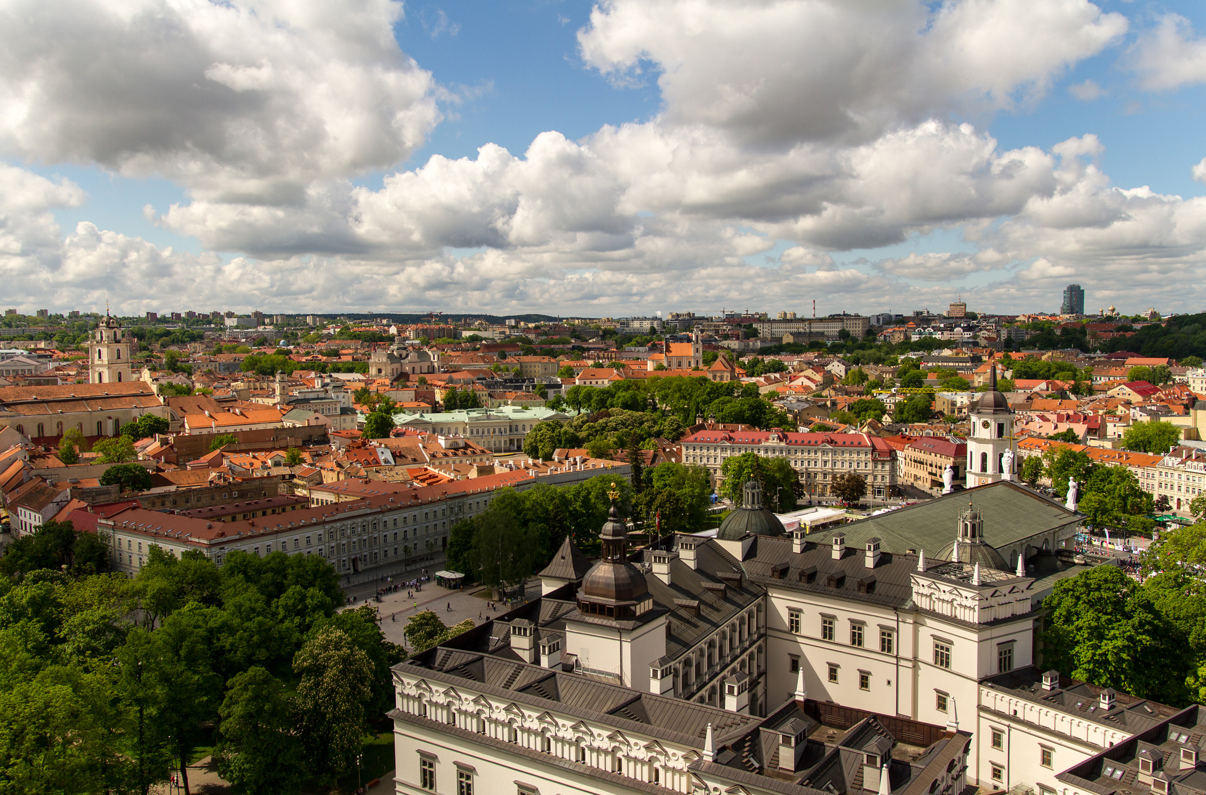 Vilnius, Lithuania - by Willi Thiel