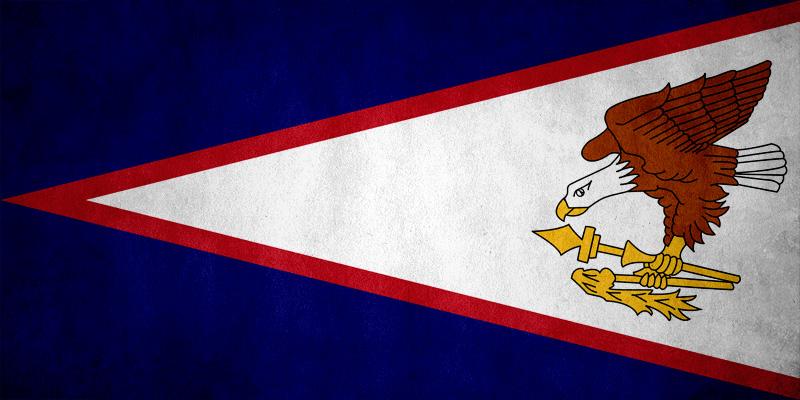 American Samoa flag