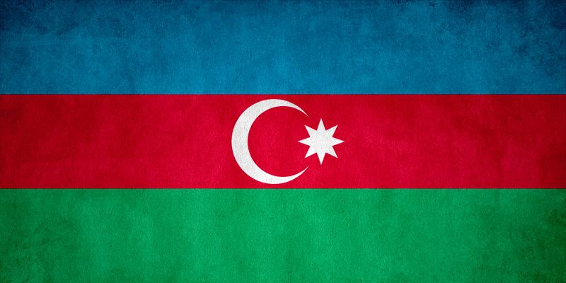 Azerbaijani flag