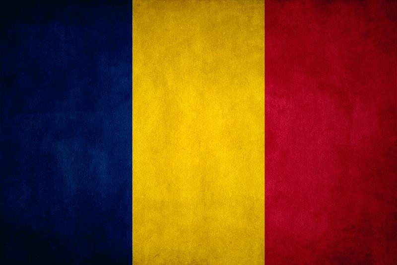 Chadian flag