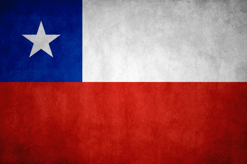Chilian flag