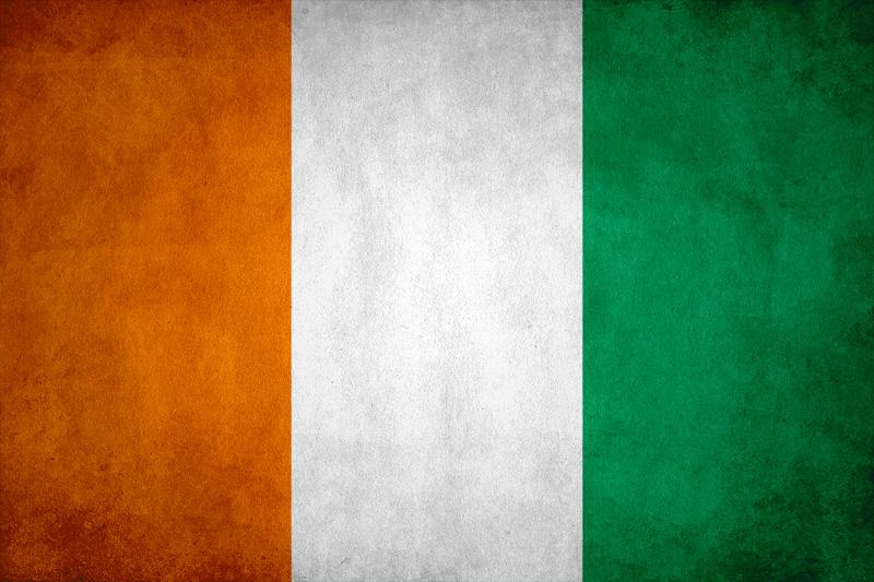 Côte d'Ivoire flag