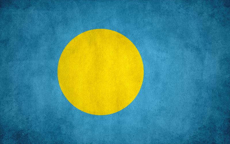 Palau flag