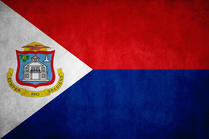 Sint Maarten flag
