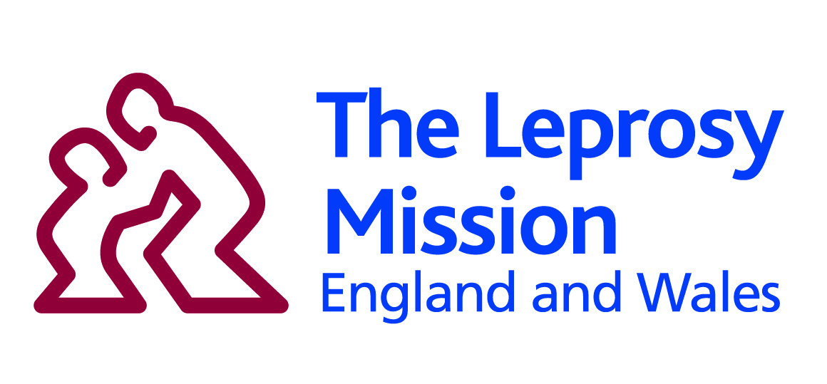 The Leprosy Mission England and Wales logo