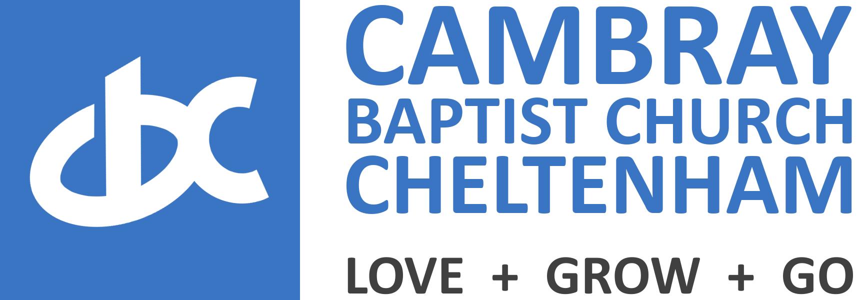 Cambray Baptist Church logo