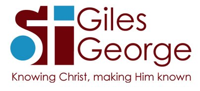 St Giles George Church logo