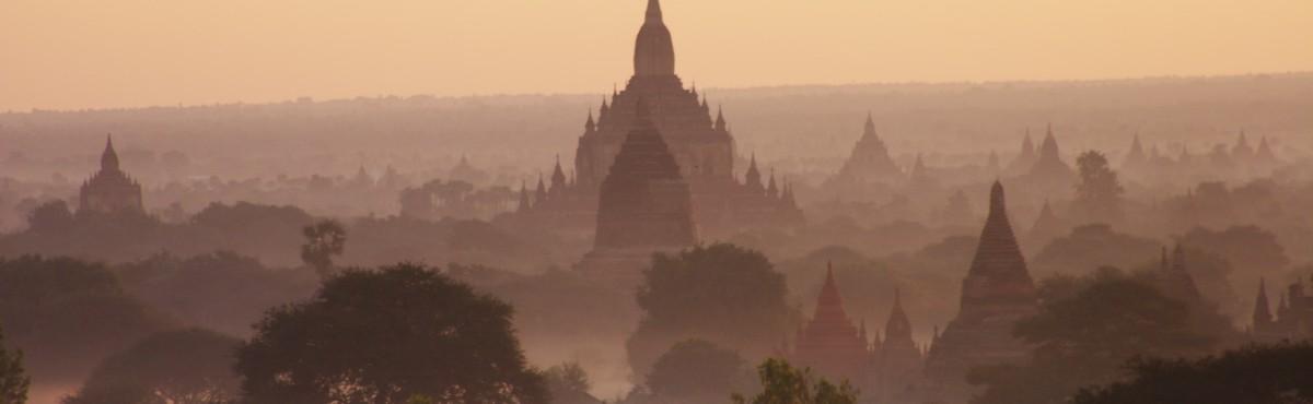 Bagan, Myanmar - karl-ferdinand