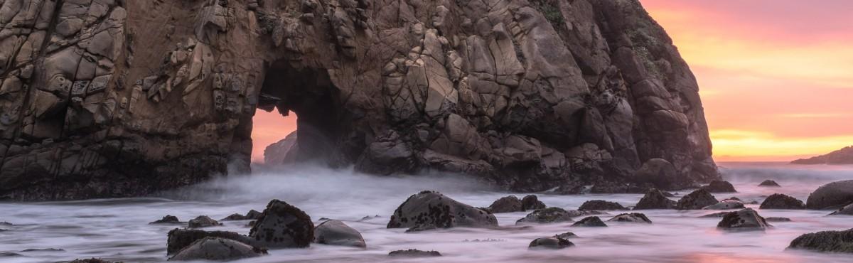 Big Sur, United States - Kace Rodriguez